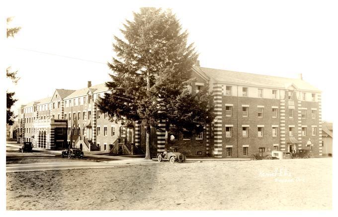 Straub Hall 1929