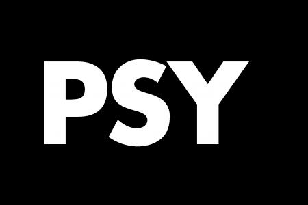 Psychology logo in black