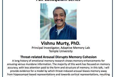 Vishnu Murty, PhD