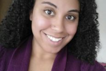 Doctoral Student Melissa Barnes