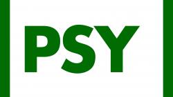 Psychology logo in white